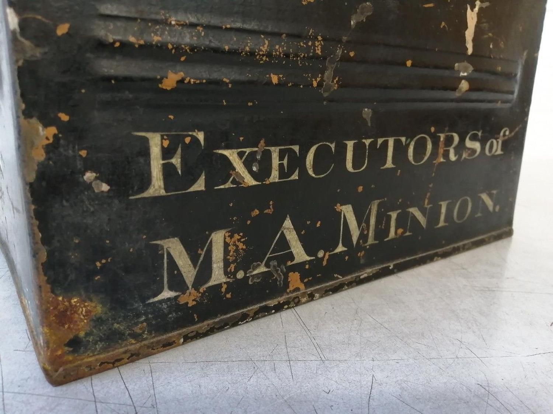 Minion Deed Box