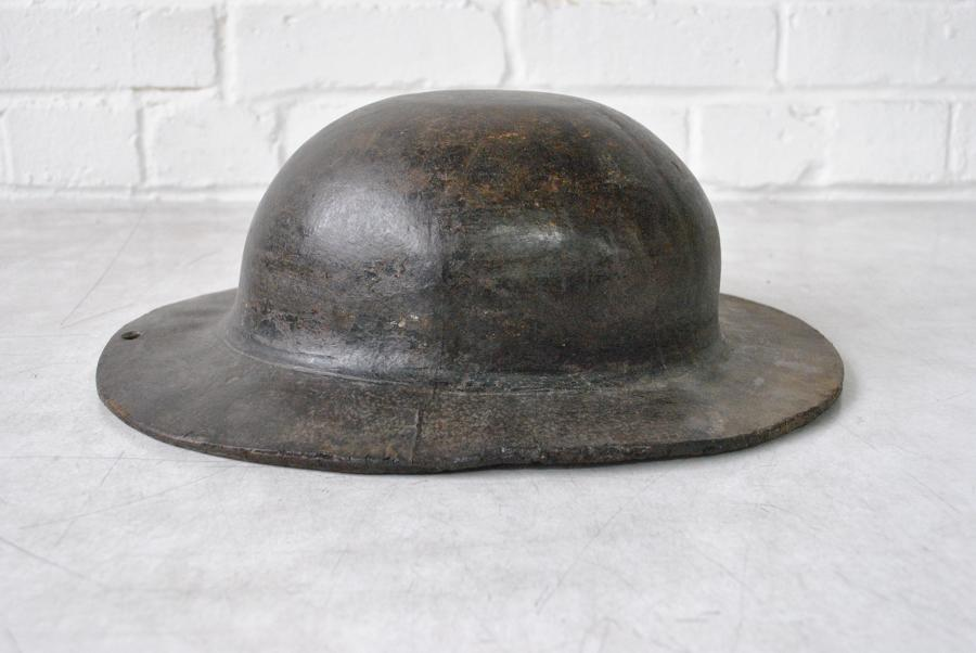 Exceptional 19th Century Miners Hat