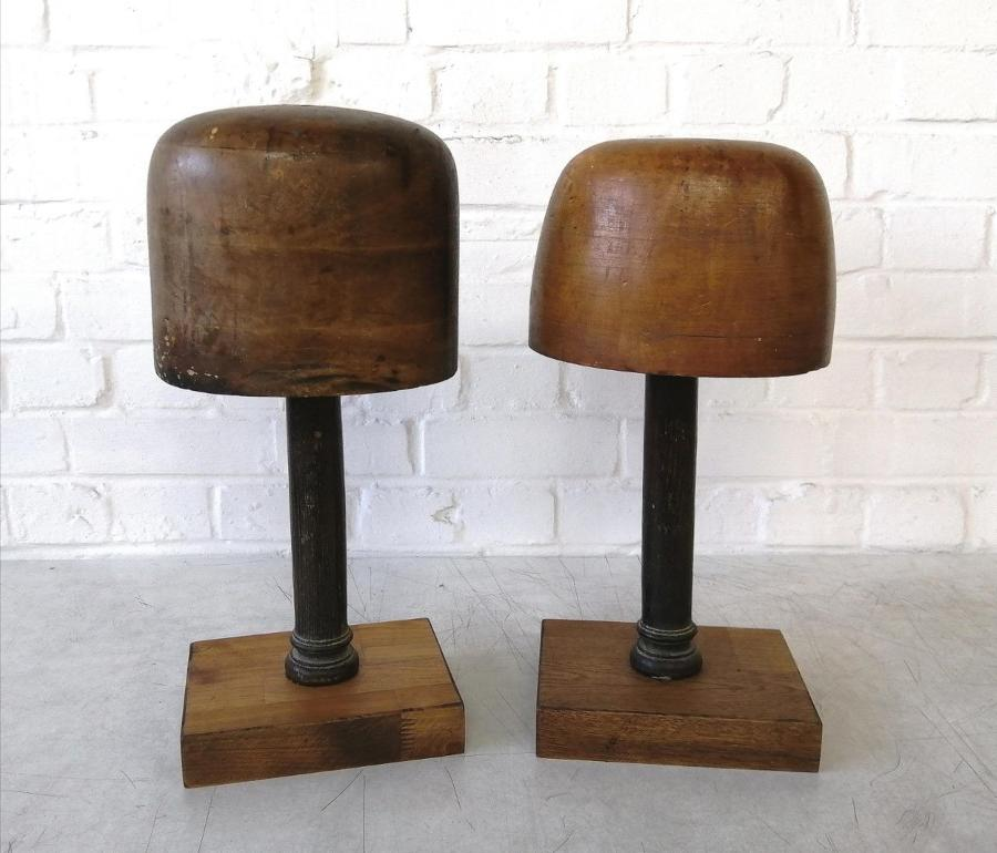 19th Century Hat Blocks