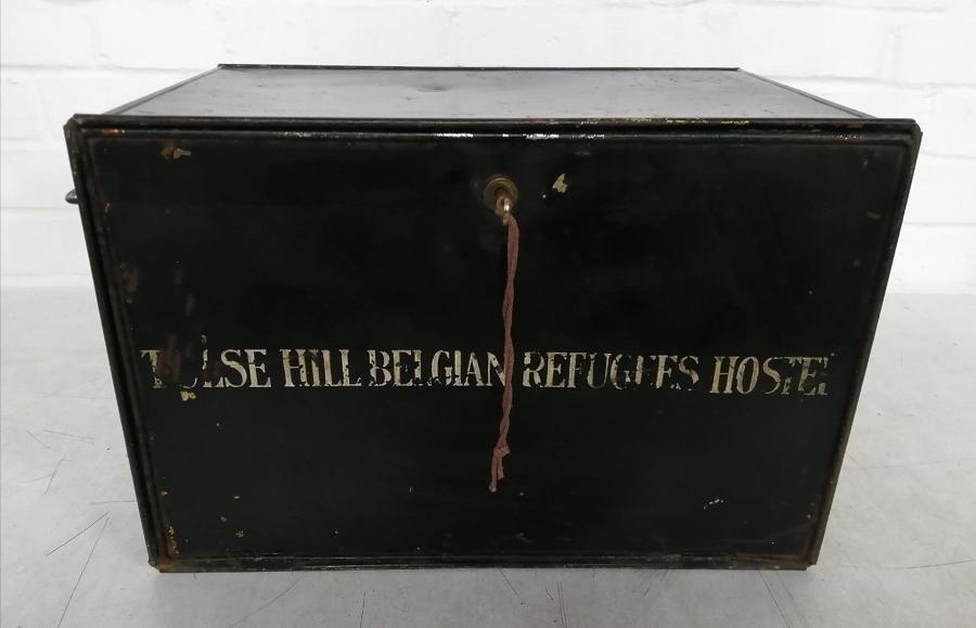 Refugees Deed Box
