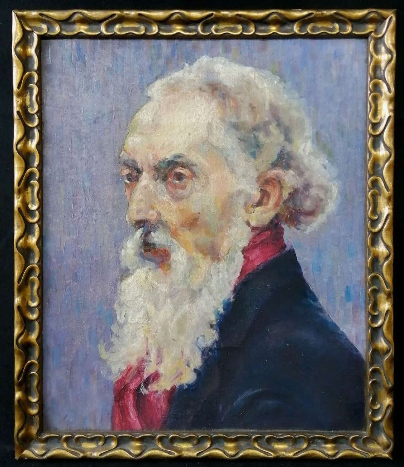 POST IMPRESSIONIST PORTRAIT (FRENCH, 2OTH CENTURY)