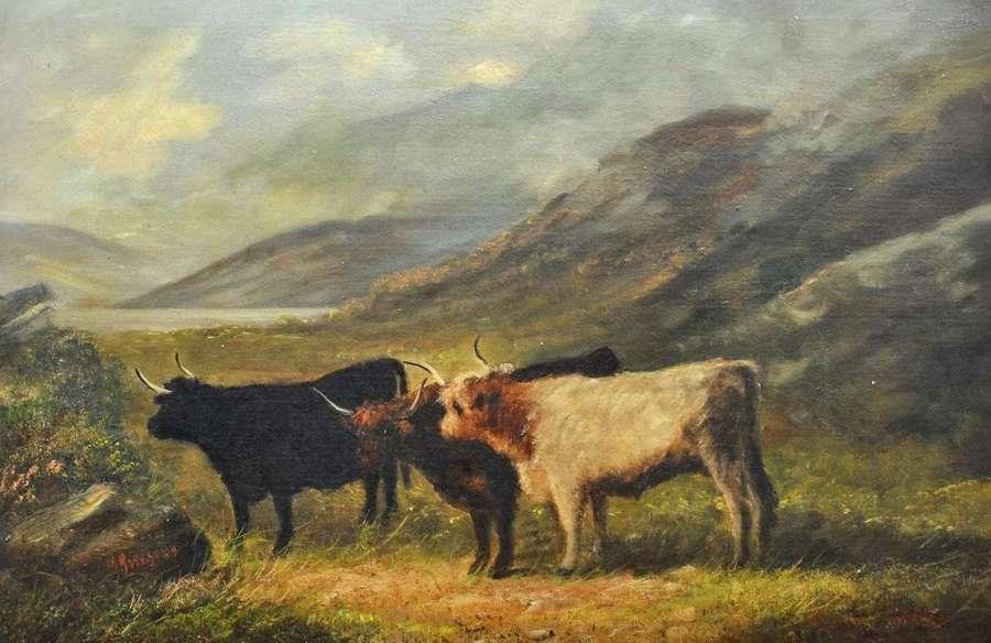 W. GREGORY (c. 1855-1904)