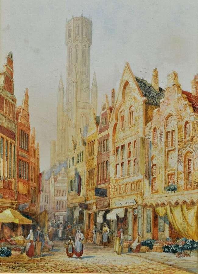 HENRI SCHAFER (1833-1916)